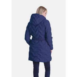 Dingy Weather mit Gürtel Steppjacke Damen marine
