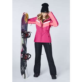 Chiemsee Skijacke Skijacke Damen Magenta