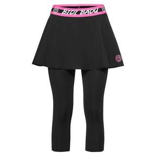 BIDI BADU Faida Tech Scapri Skort Damen schwarz/pink