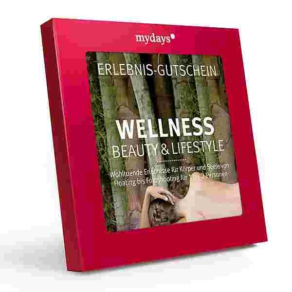 mydays Wellness, Beauty and Lifestyle Geschenkbox bunt