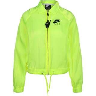 Nike Air Windbreaker Damen neon/gelb