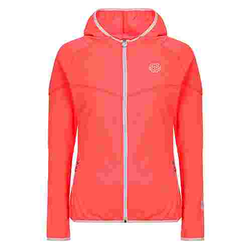 BIDI BADU Grace Tech Jacket Funktionsjacke Kinder coral/weiß