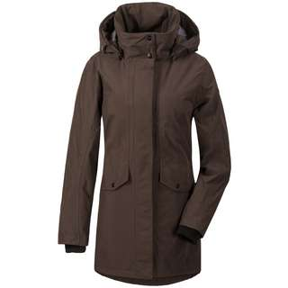 Didriksons SANNA Parka Damen Coffe Brown