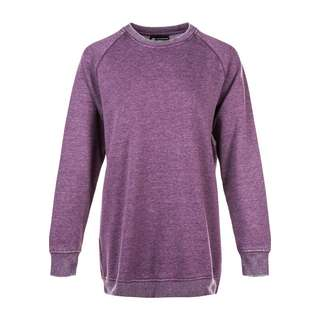 Endurance Kinni Sweatshirt Damen 4105 Deep Purple