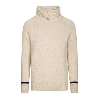 Colours & Sons Calvin Strickpullover Herren beige