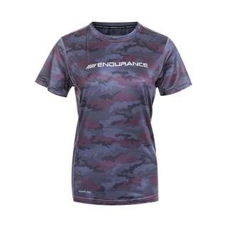 Endurance RENAI PRINTED XQL Printshirt Damen Print 2100