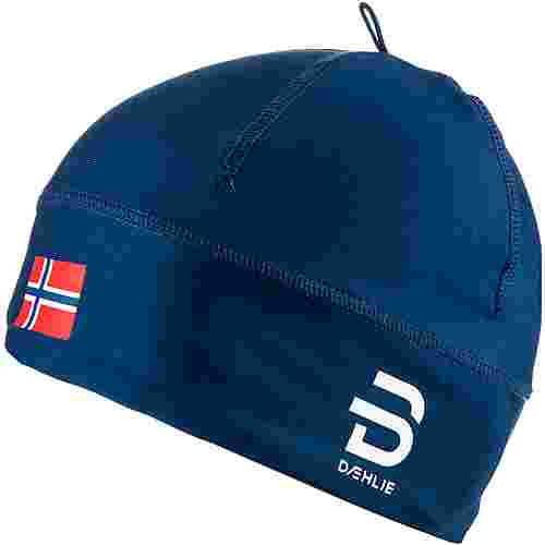 Björn Daehlie FLAG Langlaufmütze estate blue