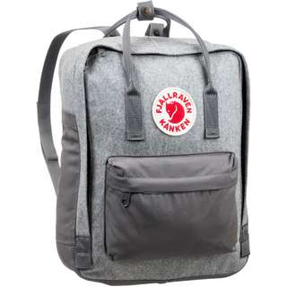 FJÄLLRÄVEN Rucksack Kanken RE-Wool Daypack granite grey