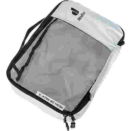 Deuter Mesh Zip Pack 3 Packsack tin-black