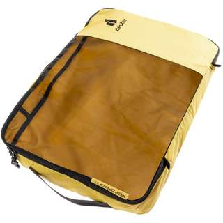 Deuter Mesh Zip Pack 10 Packsack turmeric-black