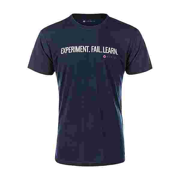 Virtus TUAH Printshirt Herren 2101 Dark Sapphire
