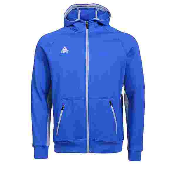 Peak Zip Hoody Sweatjacke Herren royal