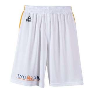 Peak Deutschland Basketball-Shorts Weiß