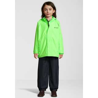 ZigZag Ophir Regenanzug Kinder hellgrün