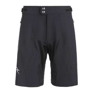 Endurance LEICHHARDT BIKE SHORT Shorts Herren 1001S Black