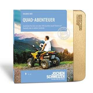 Jochen Schweizer Quad-Abenteuer Geschenkbox mehrfarbig