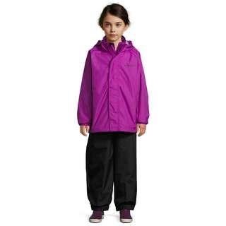 ZigZag Ophir Regenanzug Kinder beerenfarben