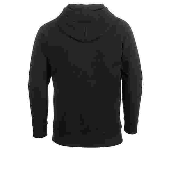 Peak Kapuzenshirt black