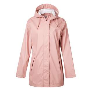 Weather Report PETRA W RAIN JACKET Regenjacke Damen 358 Pink Sand