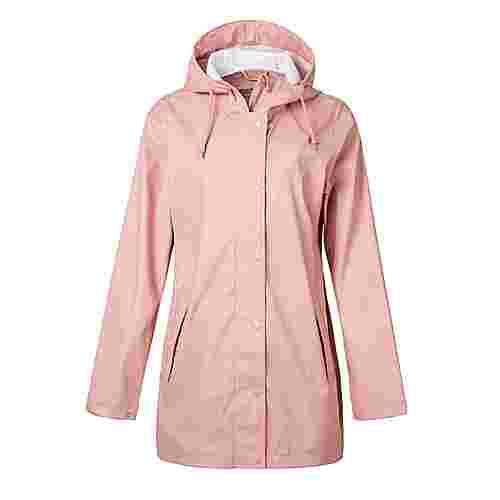 Weather Report PETRA W RAIN JACKET Regenjacke Damen 358 Pink Sand