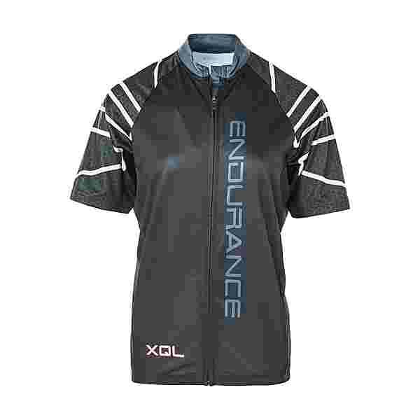 Endurance Genevieve W Cycling Trikot Damen 1001 Black