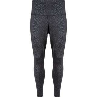 Endurance SIANTAR PRINTED Tights Damen 9011 Black emb.