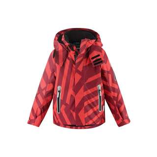 reima Regor Skijacke Kinder Lingonberry red