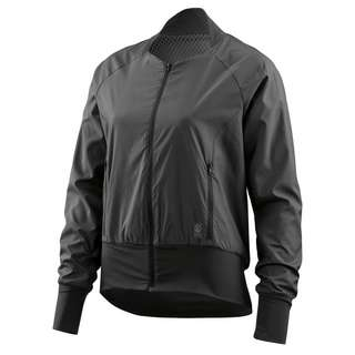 Skins Interlect Bomber Bomberjacke Damen Black