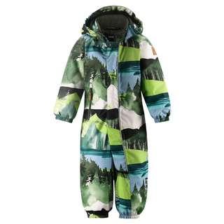reima Puhuri Schneeanzug Kinder Forest green