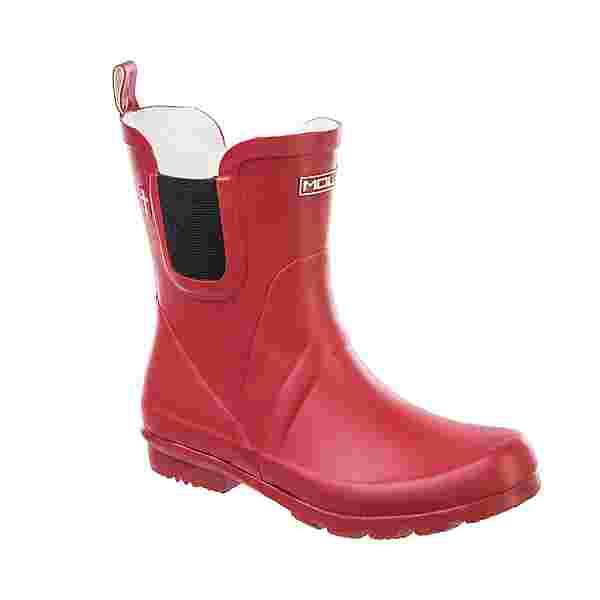 Mols Rubber Boot Gummistiefel Damen 4092 Haute Red