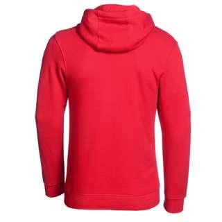 Peak Kapuzenshirt Rot