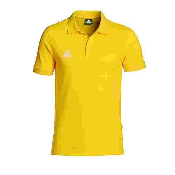 Peak Funktionsshirt Gelb