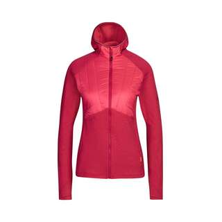 Mammut Aconcagua Light Hybrid ML Hooded W Fleecejacke Damen sundown-dragon fruit