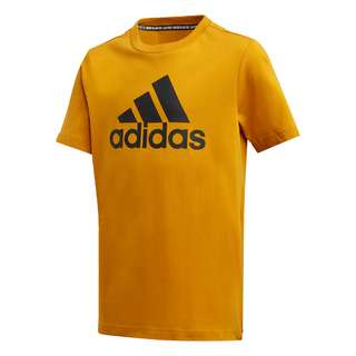 adidas Must Haves  Badge of Sport T-Shirt T-Shirt Kinder Legacy Gold / Black