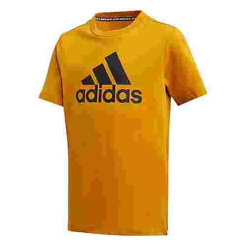 adidas Must Haves  Badge of Sport T-Shirt T-Shirt Kinder Legacy Gold / Black