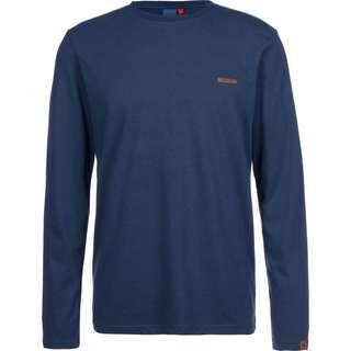 Ragwear Zaki Longshirt Herren blau