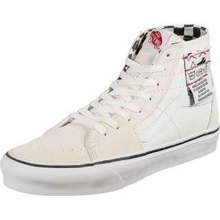 Vans DIY SK8-Hi Tapered Sneaker weiß