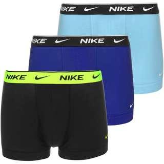 Nike Trunk 3 Pack Boxershorts Herren schwarz/blau