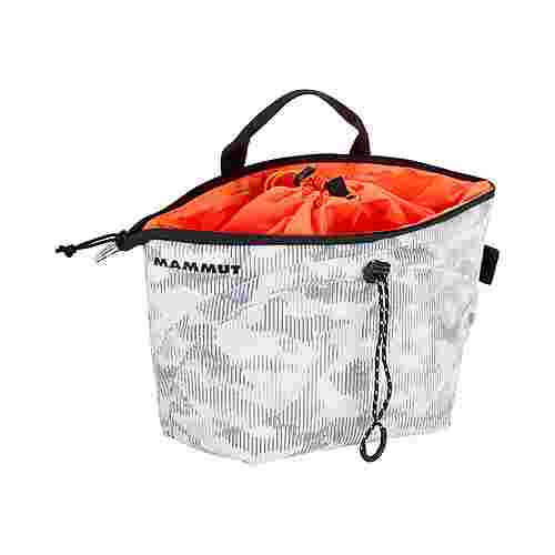 Mammut Magic Boulder Chalk Bag X Chalkbag white camo