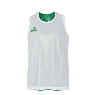 Peak IOWA Basketballtrikot Grün Weiß