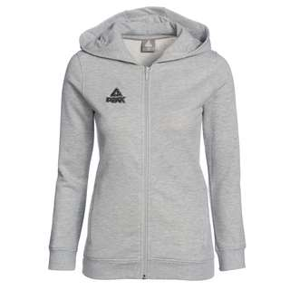 Peak Sweatjacke Damen Grau