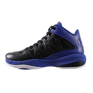 Peak Victor Y Basketballschuhe Kinder black-royal