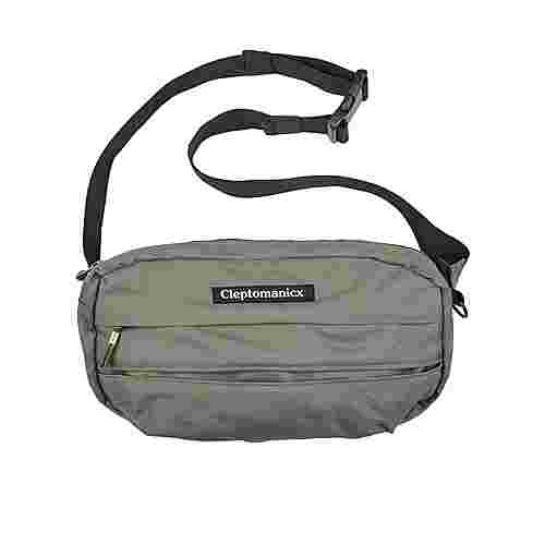 Cleptomanicx TAP M Bauchtasche Dusty Olive