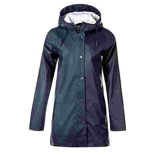 Weather Report PETRA W RAIN JACKET Regenjacke Damen 100 Navy