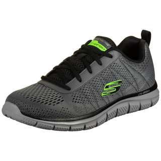 Skechers Track Moulton Fitnessschuhe Herren schwarz / grün