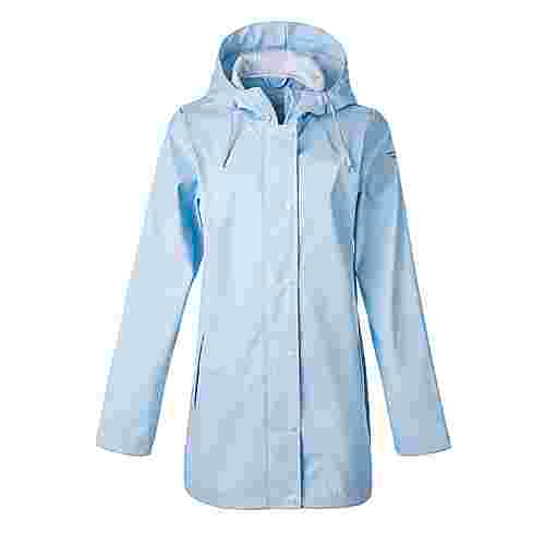 Weather Report PETRA W RAIN JACKET Regenjacke Damen 172 Lt. Blue
