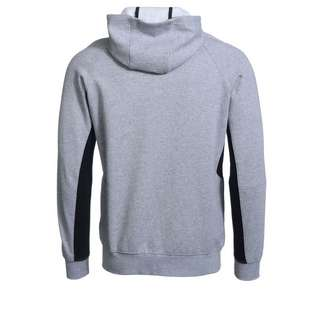 Peak Zip Hoody Sweatjacke Herren grey