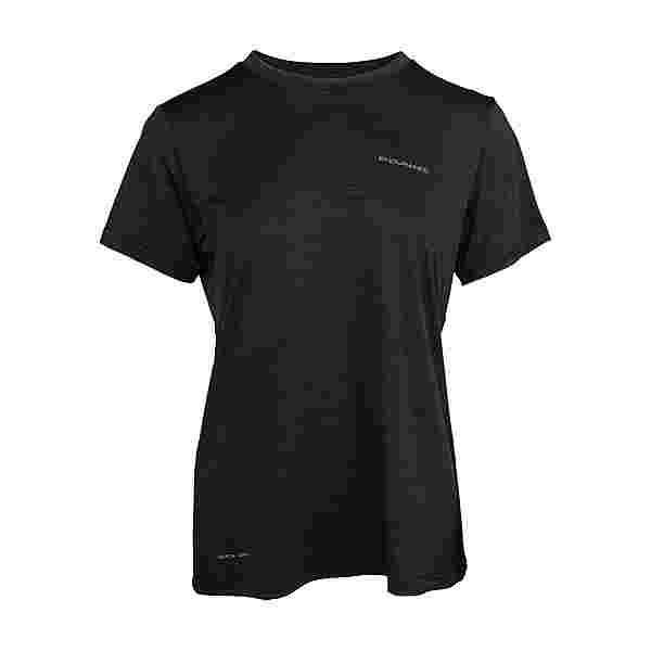 Endurance Maje Melange Printshirt Damen 1001 Black