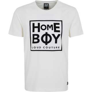 homeboy Take you Home T-Shirt Herren beige/weiß
