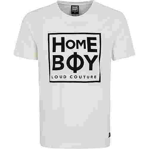homeboy Take you Home T-Shirt Herren beige/weiß